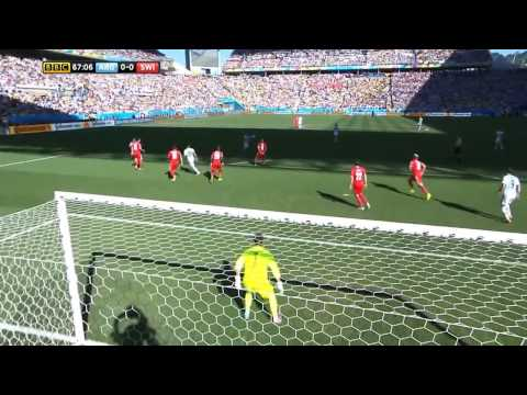 Lionel Messi vs Switzerland (FIFA World Cup 2014) HD 720p [SPECIAL EDITION]