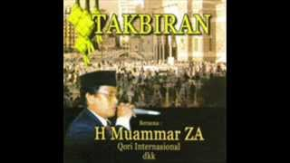 Top Hits -  H Muammar Za Takbiran New Versi