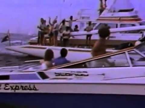 1983 America's Cup Liberty vs Australia II