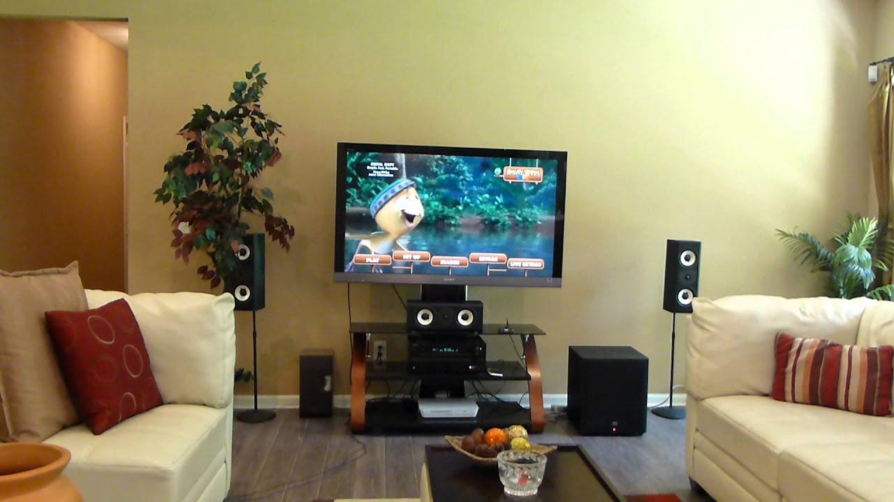 Onkyo Ht S9400thx 7 1 Home Theater In A Box Surround Sound
