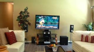 Onkyo HT-S9400THX 7.1 Home Theater in a Box Surround Sound Review
