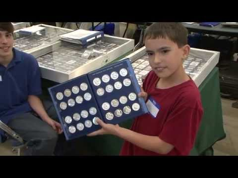 CoinWeek: Kid Collector Nathan Howe: Finishing His Franklins