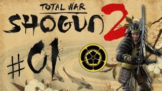 Shogun 2 Total War Gameplay #1 - Invadindo a era feudal japonesa no Hard Mode!