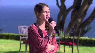 Carly Rose Sonenclar - Judges house THE X FACTOR USA 2012