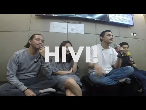 1 Second Challenge with HIVI! on On The Way with Ralvi Danto