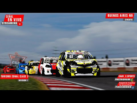 FECHA 1 || DIVISION 1 || BUENOS AIRES 9 || TURISMO ZONAL CLASE 3 from YouTube · Duration:  4 minutes 16 seconds