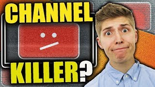 New Copyright Match Tool - Channel Killer?