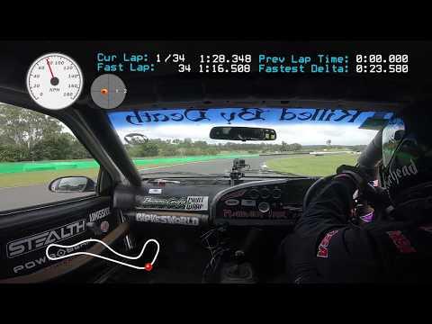 Notta Grand Prix Lakeside 2018 Race 1 - Ado