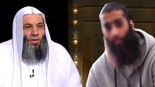 شاب يحرج الشيخ : انت كافر يا شيخ حسان وشاهد رد فعل الشيخ