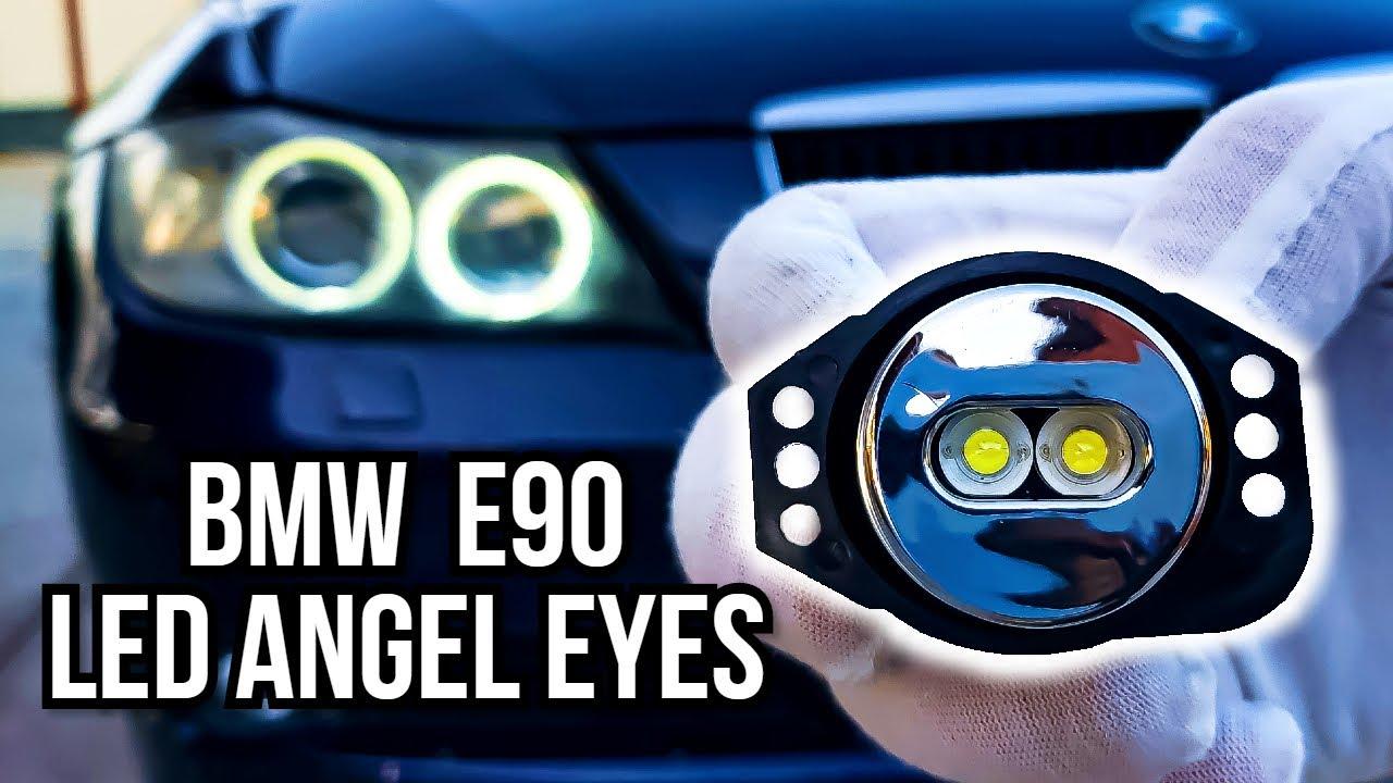 BMW E90 cambiar Angel Eyes LED | TUTORIAL Completo en ESPAÑOL 2020