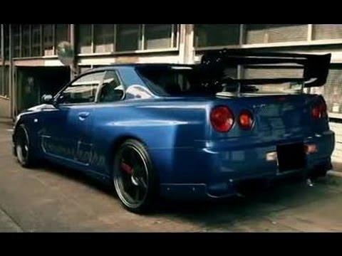 Tommykaira Tuned Nissan Skyline Gtr R34 Music Vid Made By