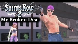 My Broken Saints Row 2 Disc