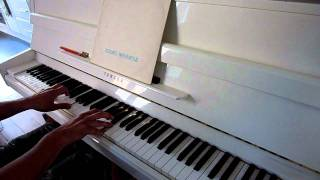 Party Fears Two by the Associates on solo piano