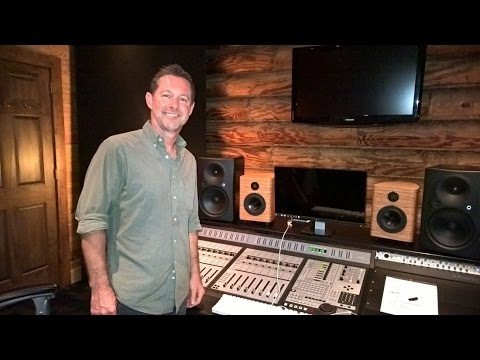 The Producer's Room Episode #17 - Billy Decker