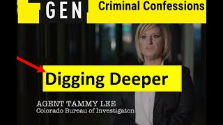 CRIMINAL CONFESSIONS: The FBI got Chris Watts to confess by Victim-Blaming Shan'ann