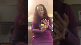 """Nursing"" Bodak Yellow Challenge (tiny blooper) By: Jo Jo"