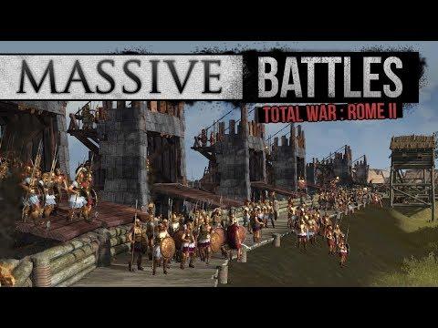 The Siege of Ancyra (Massive Battles)