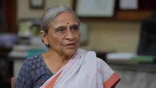 Breakfast with UNICEF (India Series): Ela Bhatt
