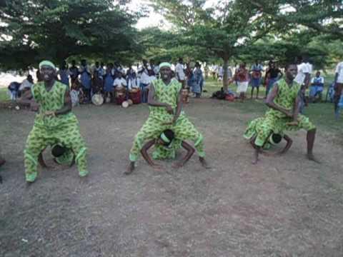 Kpanlogo, Dance from the Ga's in Greater Accra Region (Ghana)