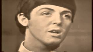Paul or Faul Together in 1963 ?? RARE!! HD