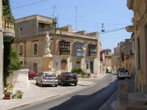 """MALTA:  """"The Three Villages"""" (3) - BALZAN"""
