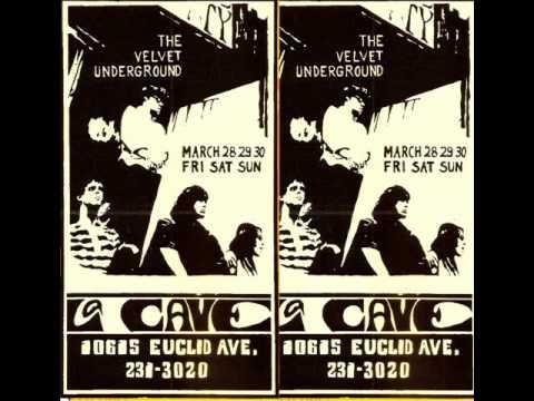 V U    Sister Ray, La Cave, Cleveland, '68