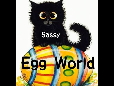 Heidi, Cherry & Vaya Visit Egg World - Children's Bedtime Story/Meditation