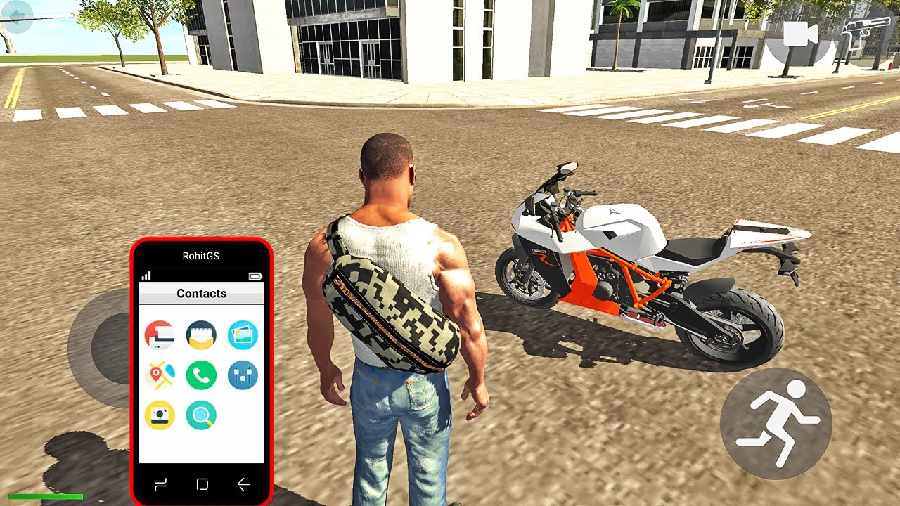 New KTM Bike Driving in City - Indian Bikes Driving 3D - Android Gameplay