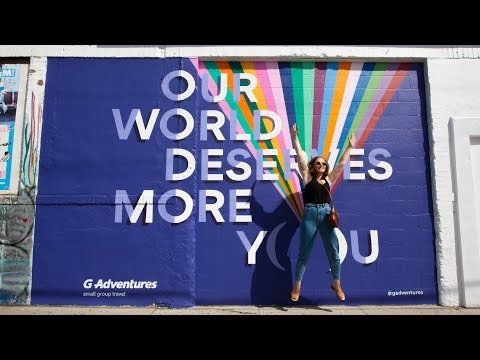 G Adventures | Our world deserves more you