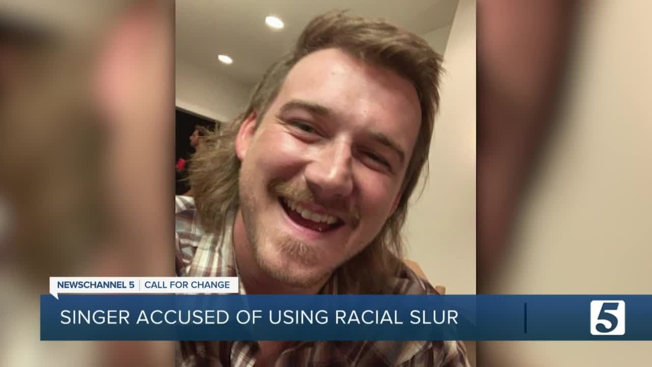Country star Morgan Wallen's record contract suspended after racial slur – NewsChannel 5