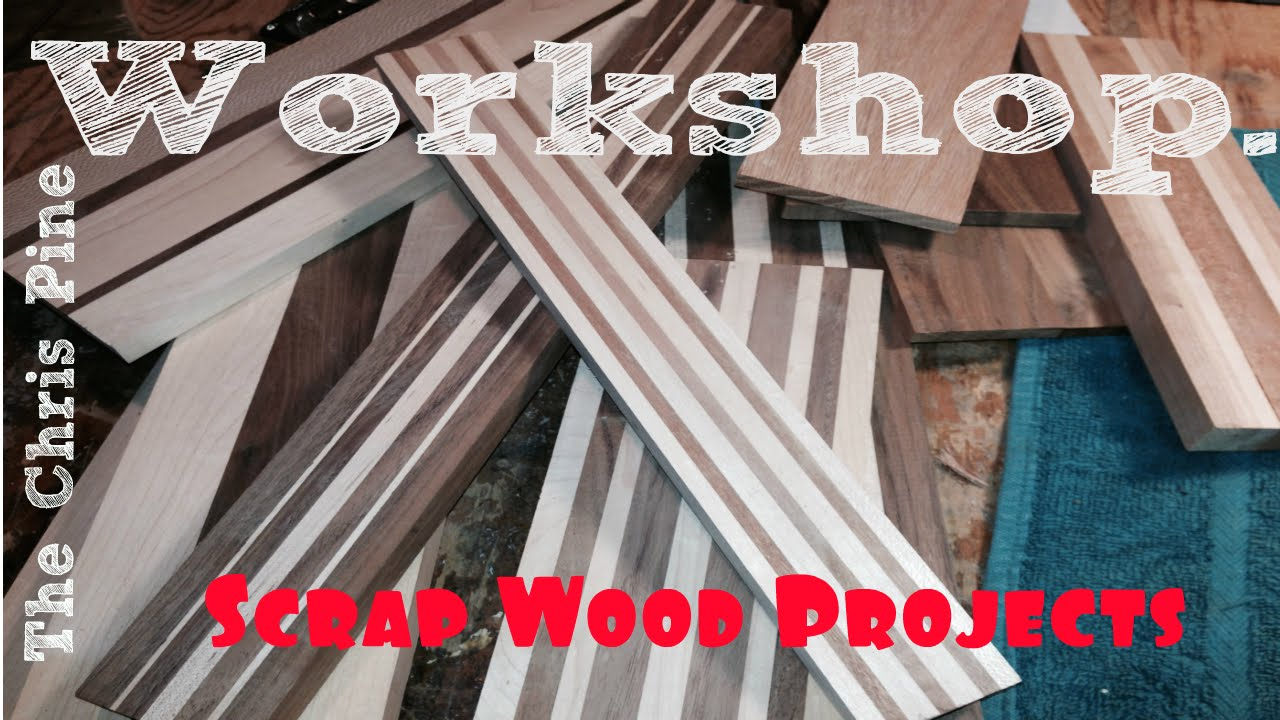 scrap wood projects youtube