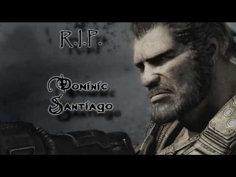Gears of War 3: Mad World Instrumental, R.I.P. to Dom Santiago (HD)