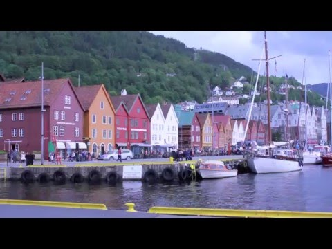 Norway 2015 HD - Oslo, Bergen, Voss, and Balestrand!