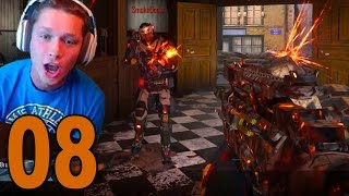 Black Ops 3 GameBattles - Part 8 - WHAT IS THIS LAG?! (BO3 Live Competitive)