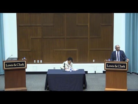 Lewis & Clark's Ray Warren Symposium on Race and Ethnic Studies Keynote Debate