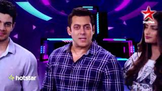 Salman Khan, Sooraj and Athiya tell you who they support on Dance+
