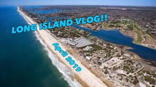 Long Island, NY Vlog 2019!