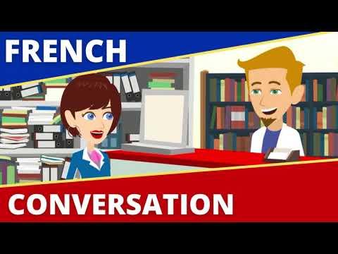 French Conversation Dialogues en Francais