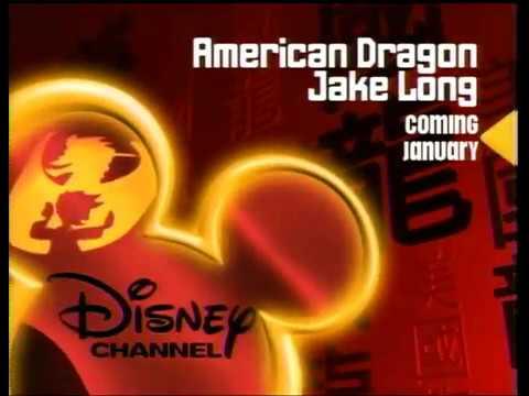 American Dragon Jake Long Promo (Disney Channel 2004)