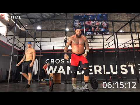 Asia Champs BUY in 3, dave driskell CrossFit Wanderlust, Bali, indonesia