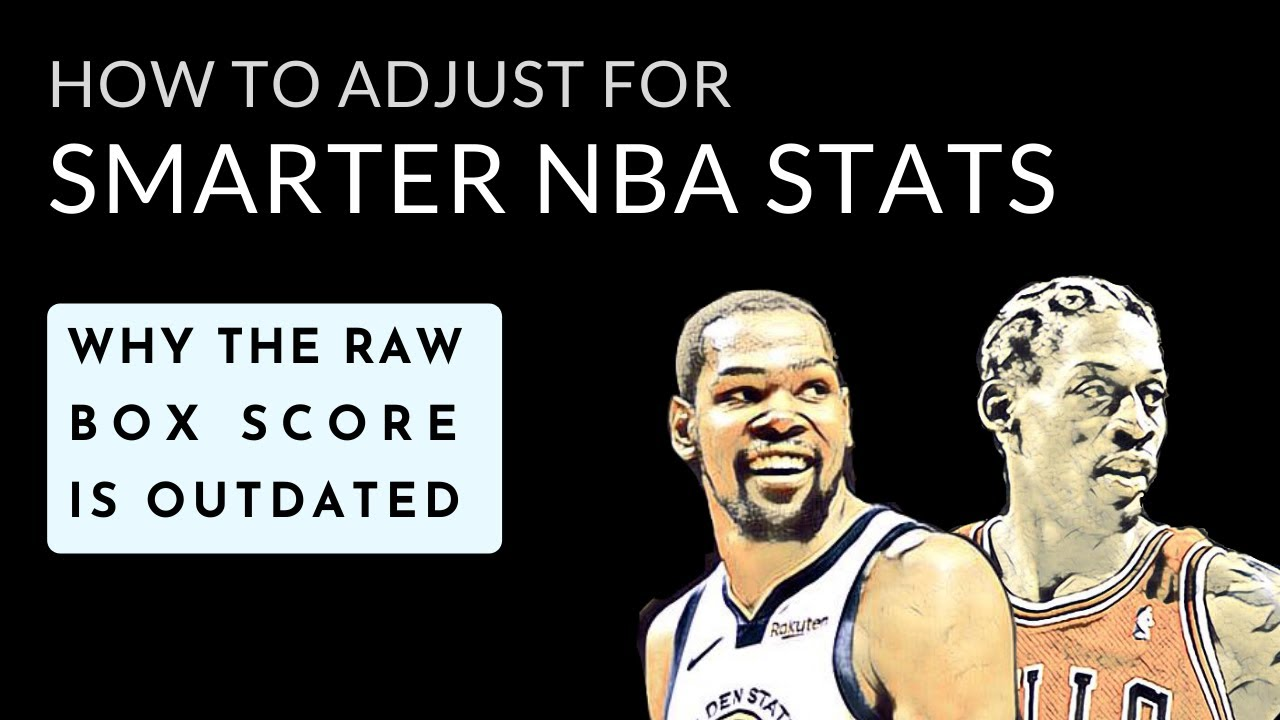 "The ""Advanced"" box score explained 