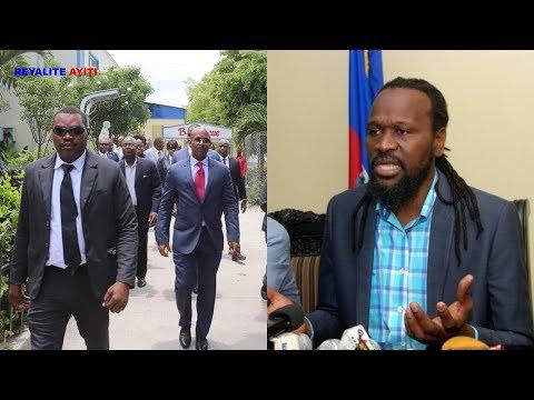 Zen pete nan Seans ratifikasyon PM Jean Michel Lapin Senatè Don Kato rache Mikwo