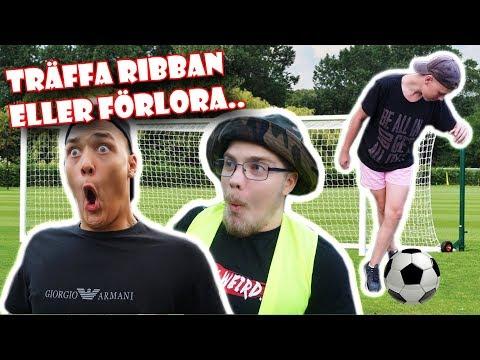 TRÄFFA RIBBAN ELLER FÅ STRAFF!!! *SJUKASTE*