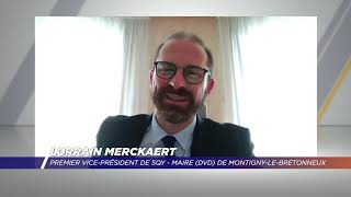 Yvelines | Interview express : les premières pistes d'aménagement de l'Hypercentre de SQY