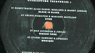 B1 Max Jacobson & Jubilee - Gibson Four / Vinyl Only [VEKTON BLACK 001]