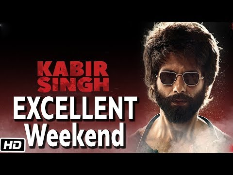 Kabir Singh Weekend Box Office - Shahid Kapoor Kiara Advani