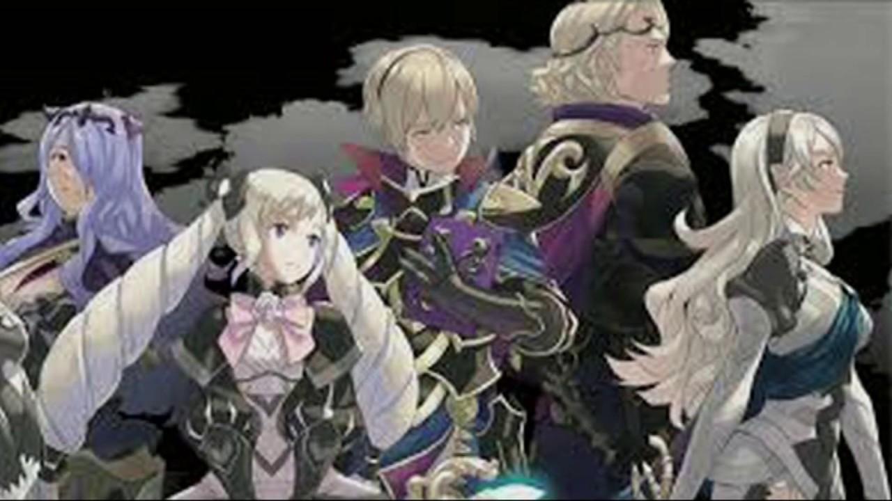 fire emblem fates conquest cia