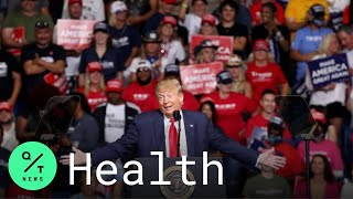 Trump to Hold Rally in Arizona as Covid-19 Cases Surge in the State