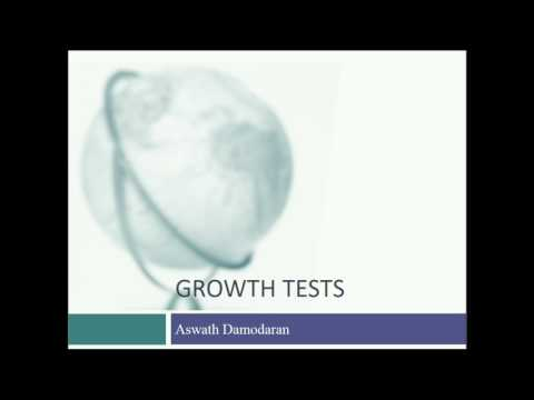 Session 9: Historical, Analyst & Fundamental growth
