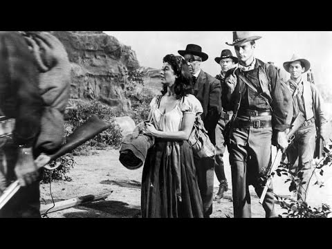 ►Western Movies: Ambush at Cimarron Pass (1958) - Scott Brady, Margia Dean, Clint Eastwood
